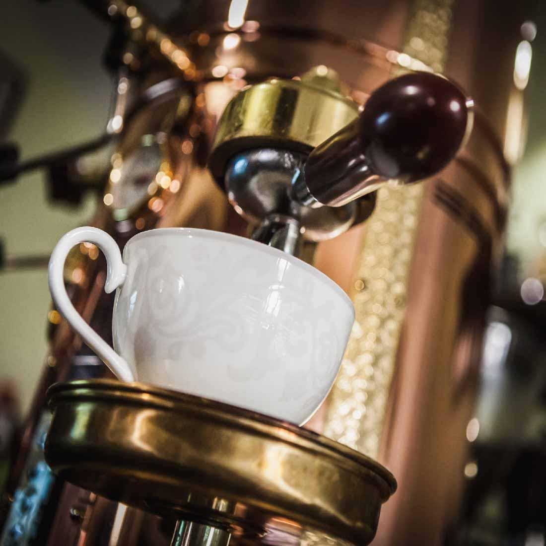 Chocco caffé kávovar