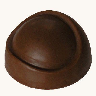 Lískooříškový nugát s krkoantem a kakaovými boby
