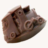 Mléčná čokoláda MAŠINKA