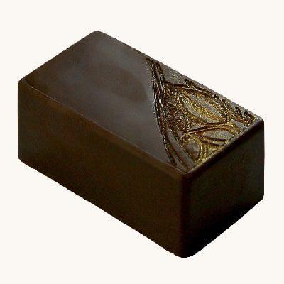 Čokoládová náplň ze 70 kakaa
