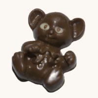 Hořká čokoláda myš