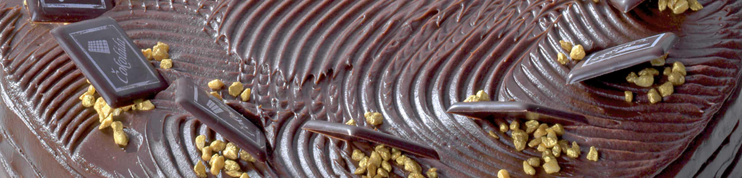 Čokoládový sen hlavička