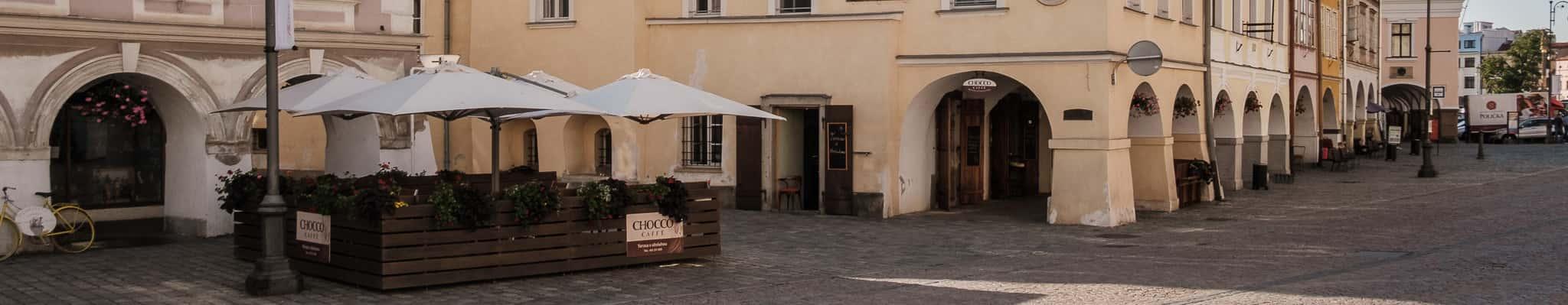 Kavárna Litomyšl