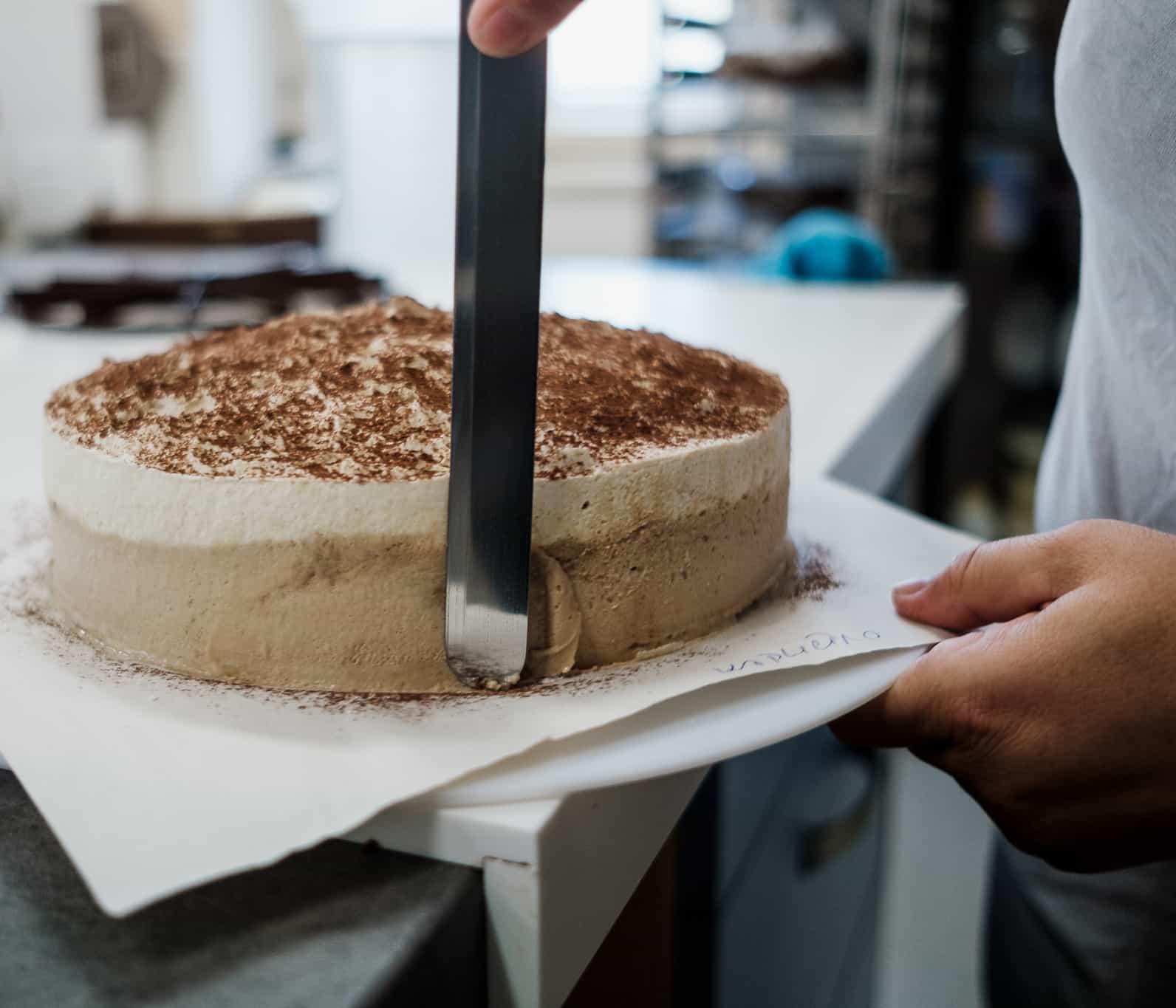Výrobna pralinek a dortů