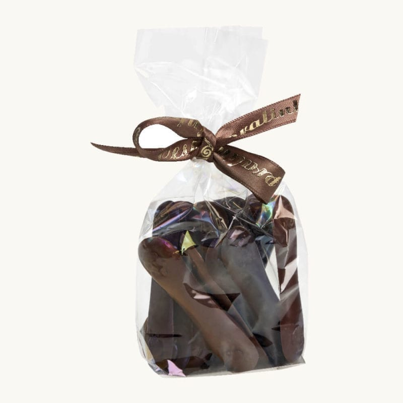 Čokoládové jazýčky 100 g