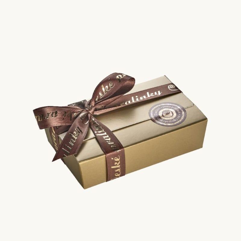 Balení 6 ks čokoládových pralinek