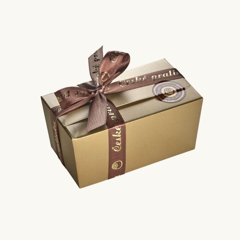 Balení 12 ks čokoládových pralinek