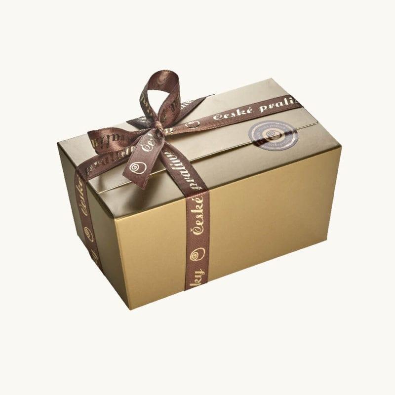 Balení 25 ks čokoládových pralinek